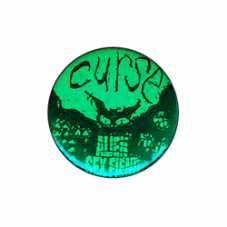 Curse Green Badge